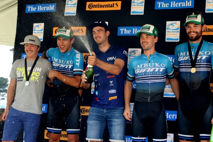 The Herald Continental Cycle Tour MTB Challenge